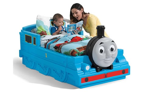 Thomas the Train - toddler beds for boys
