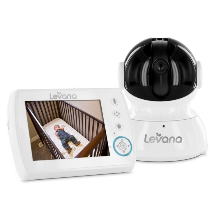 baby monitor toddler