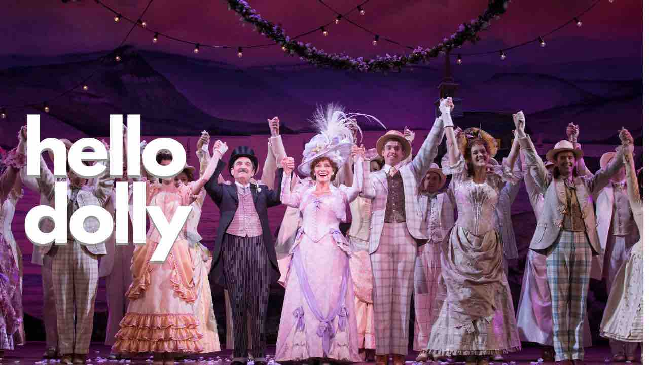 hello dolly dallas summer musicals
