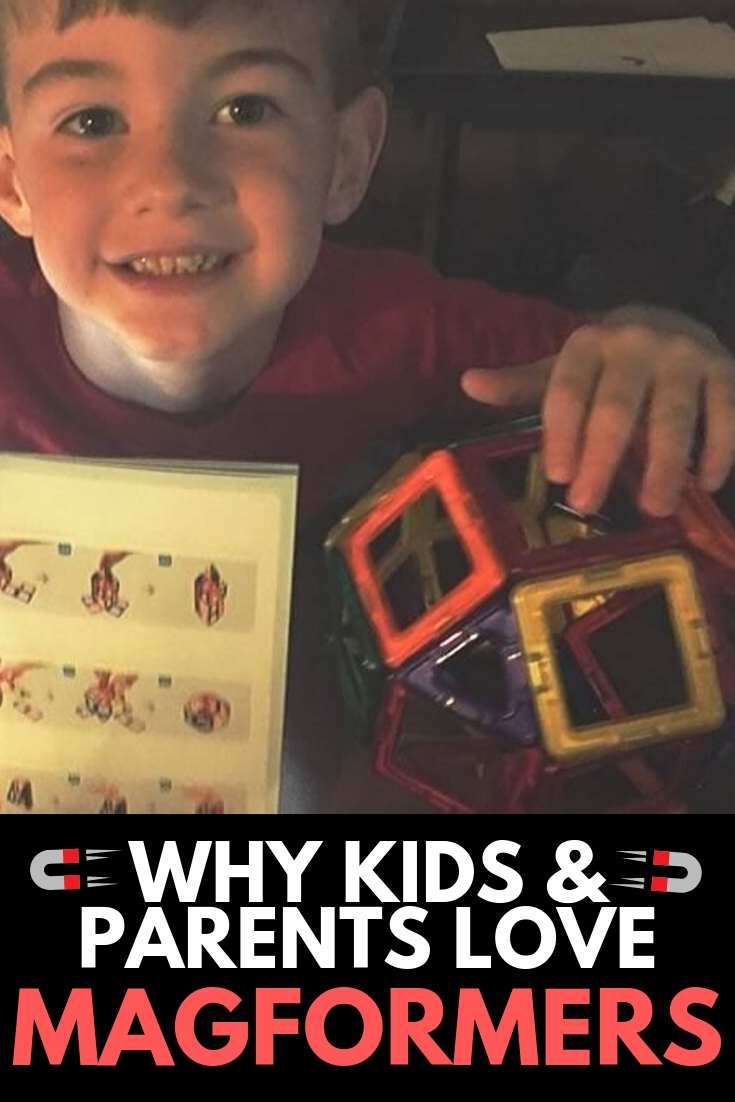 why kids love magformers magnetic building toys