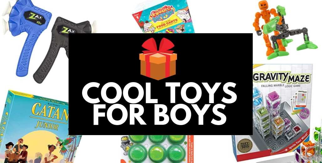 toys for boys gift guide