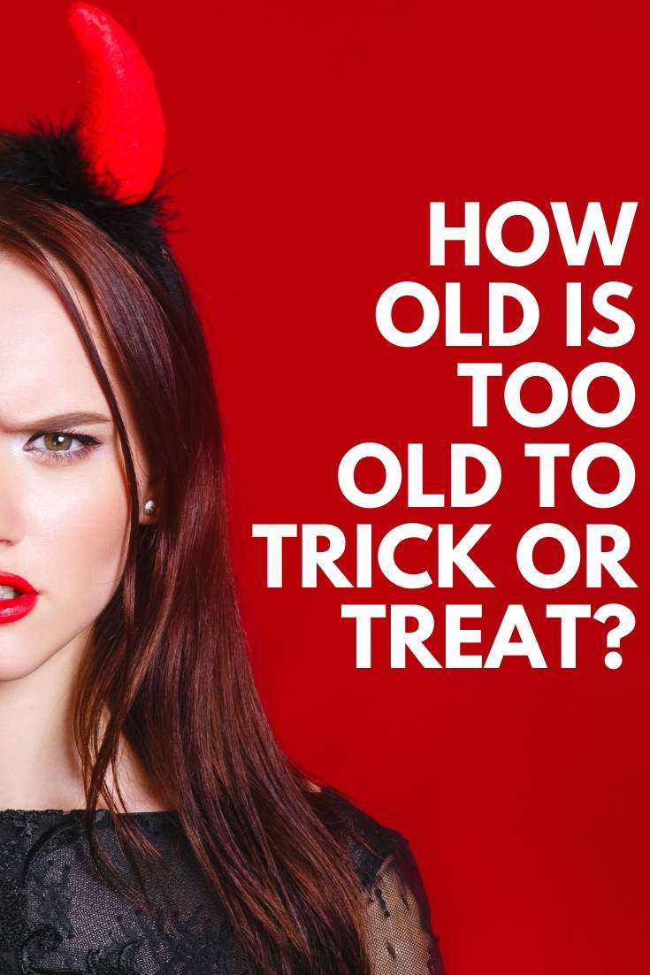 trick or treat age limit
