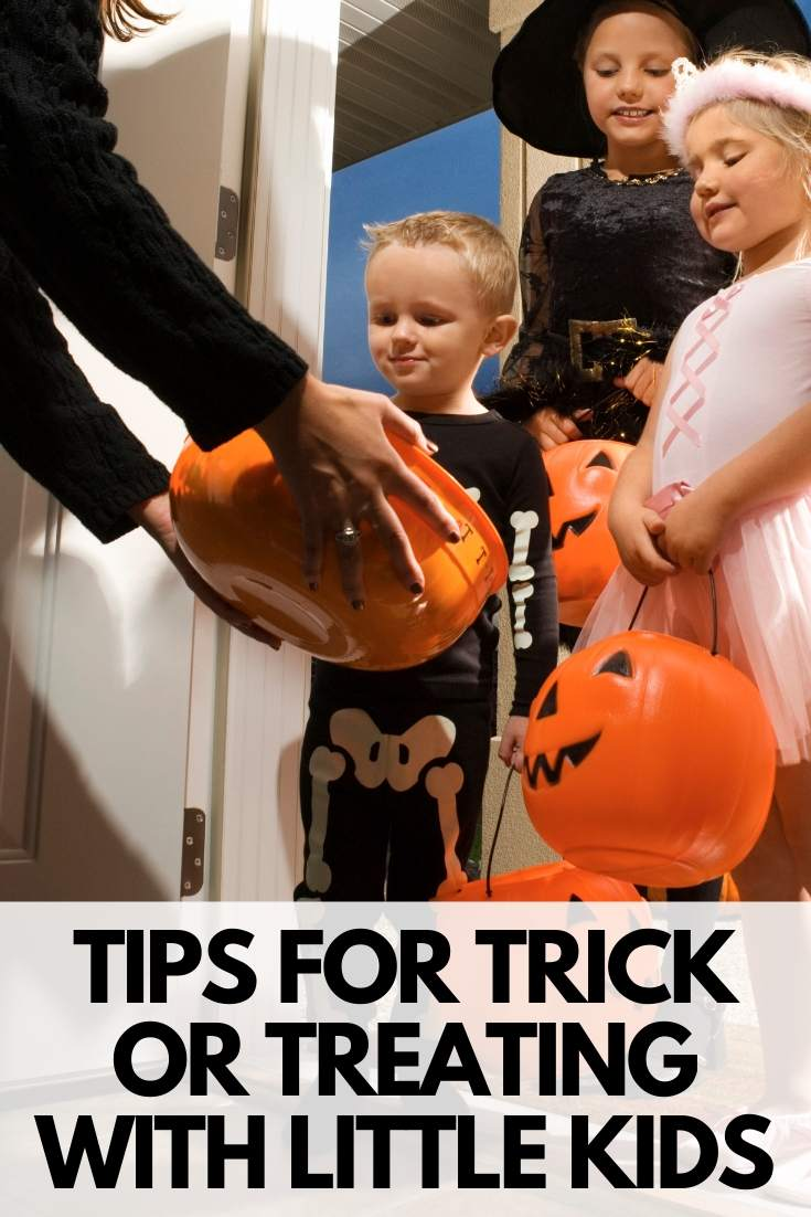 trick or treating tips