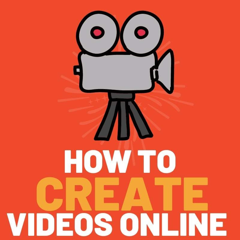 Create Videos Online - Blogging Resources for bloggers and small business