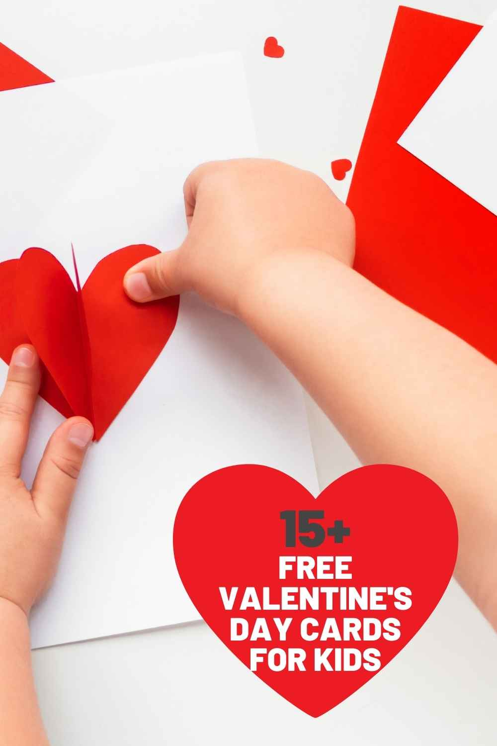 15+ free valentines day cards for kids