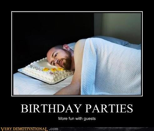 coronavirus birthday party meme with no guests