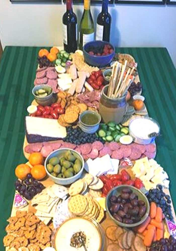 Giant Snack Board