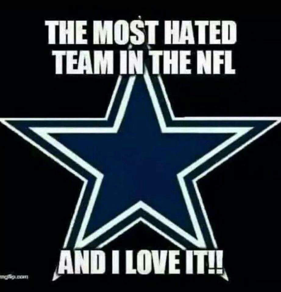 dallas cowboys meme most hated team in the nfl
