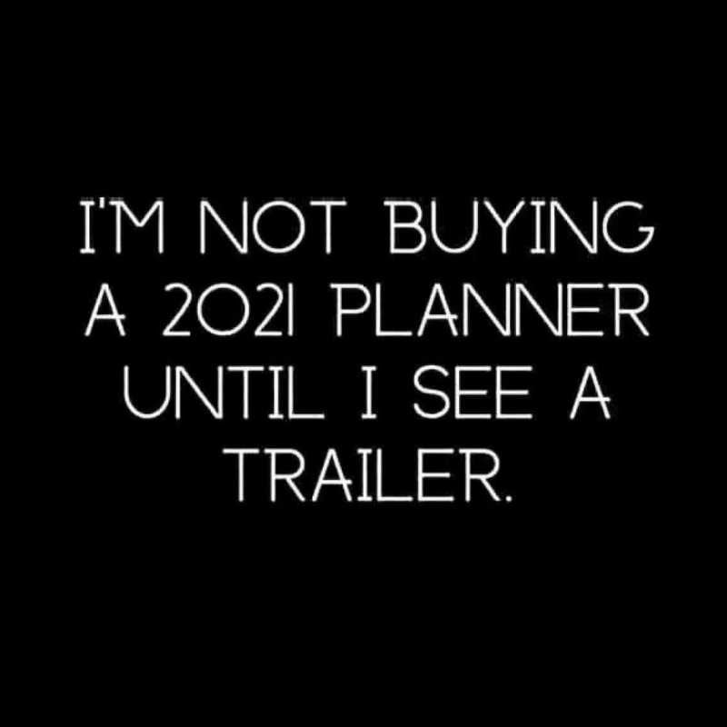 2021 Trailer - Funny Meme About 2020