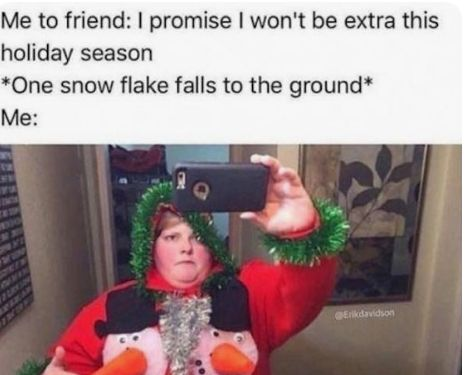 When the Temperature Drops - Early Christmas Funny
