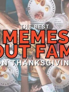 family memes thanksgiving