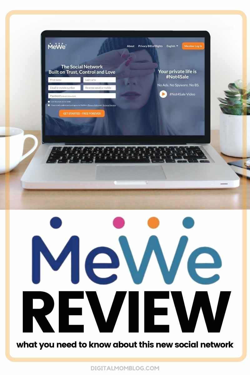 mewe review what you need to know about this new social network