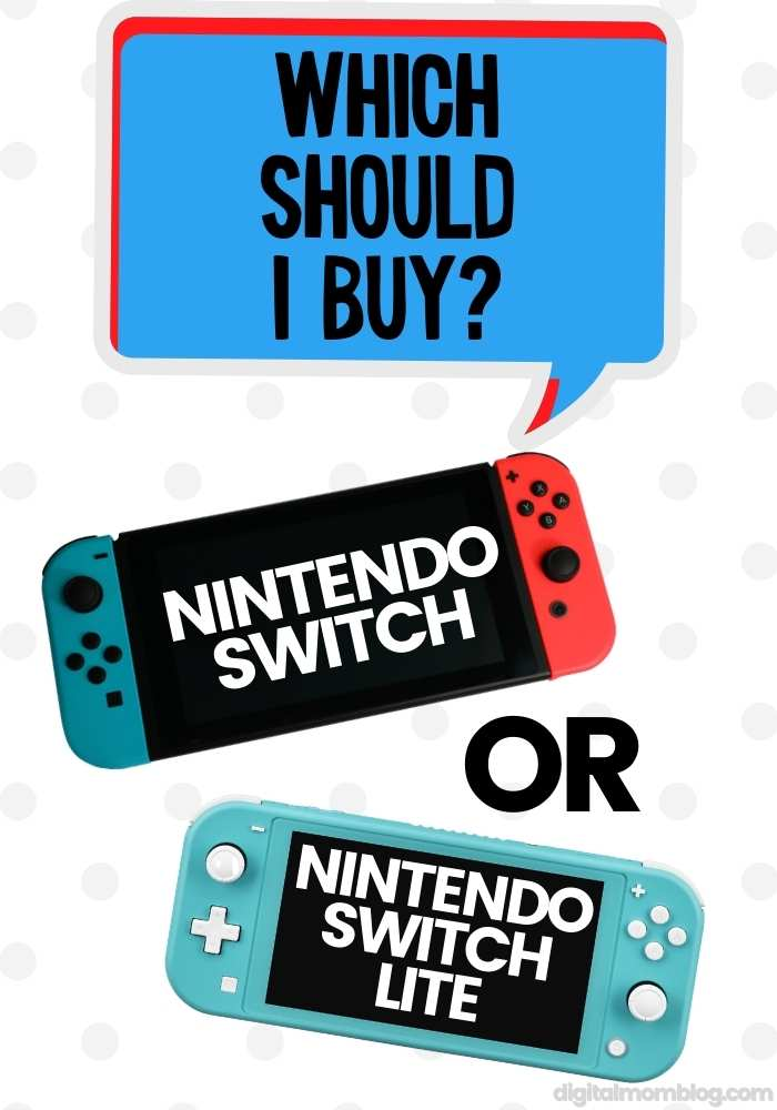 nintendo switch or nintendo switch live - which should i buy