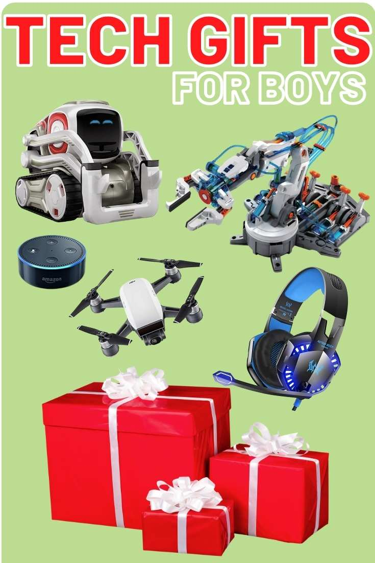 Tech Gifts for Boys 2020 Christmas Gift Guide