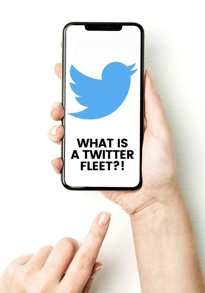 What are Twitter Fleets?