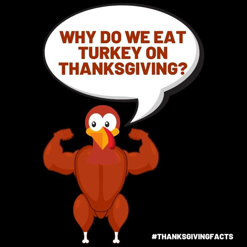 why eat turkey on thanksgiving
