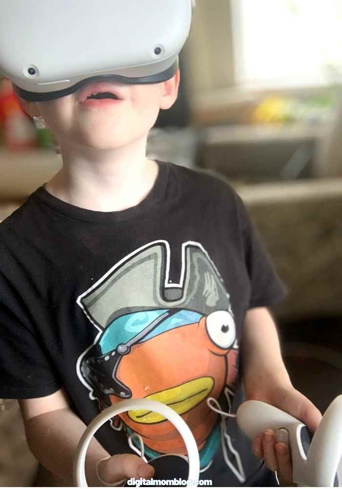 VIRTUAL REALITY oculus quest 2