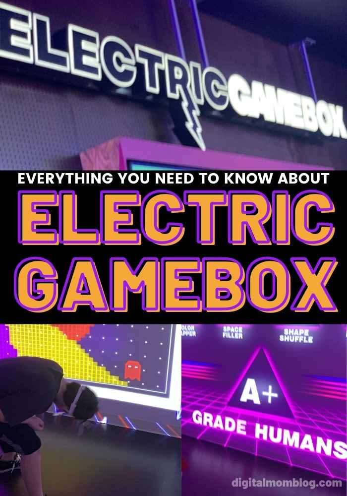 Electric Gamebox Review