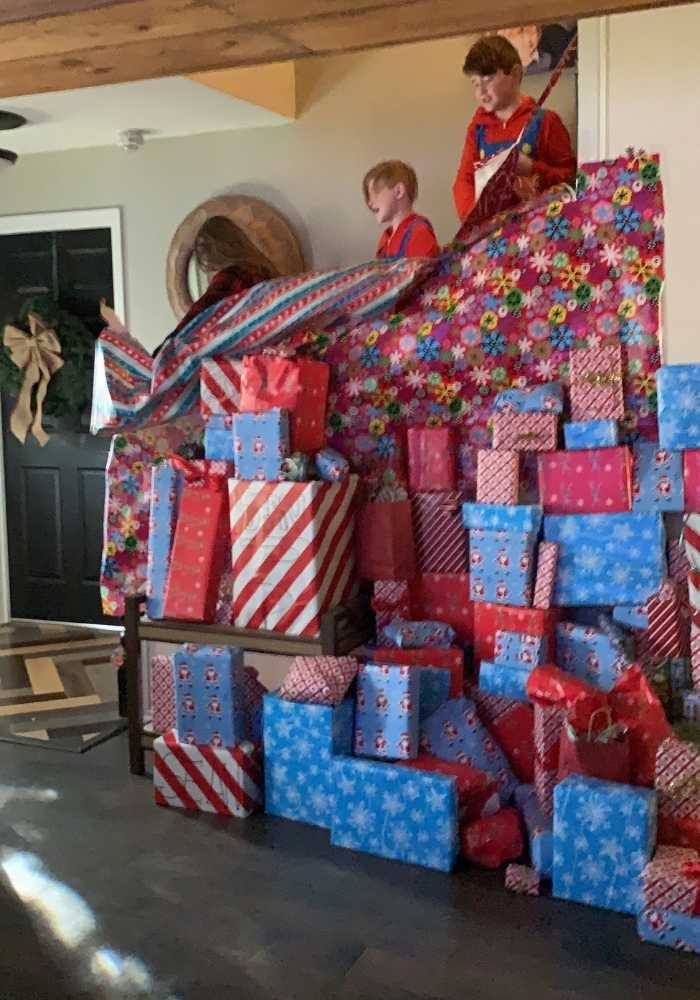   How to Hide Christmas Gifts From Sneaky Kids
