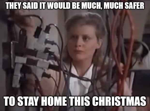 From National Lampoon's Christmas Vacation.... funny 2020  christmas meme