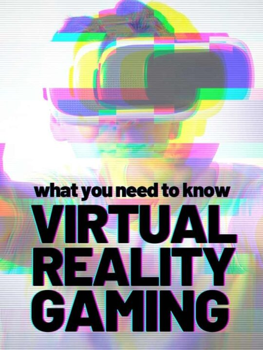Virtual Reality Gaming with Oculus Quest
