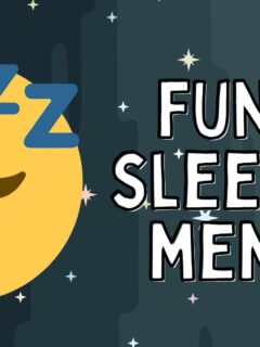 memes about sleeping