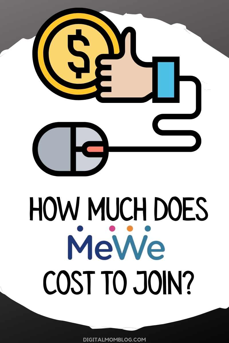 how much does mewe cost to join