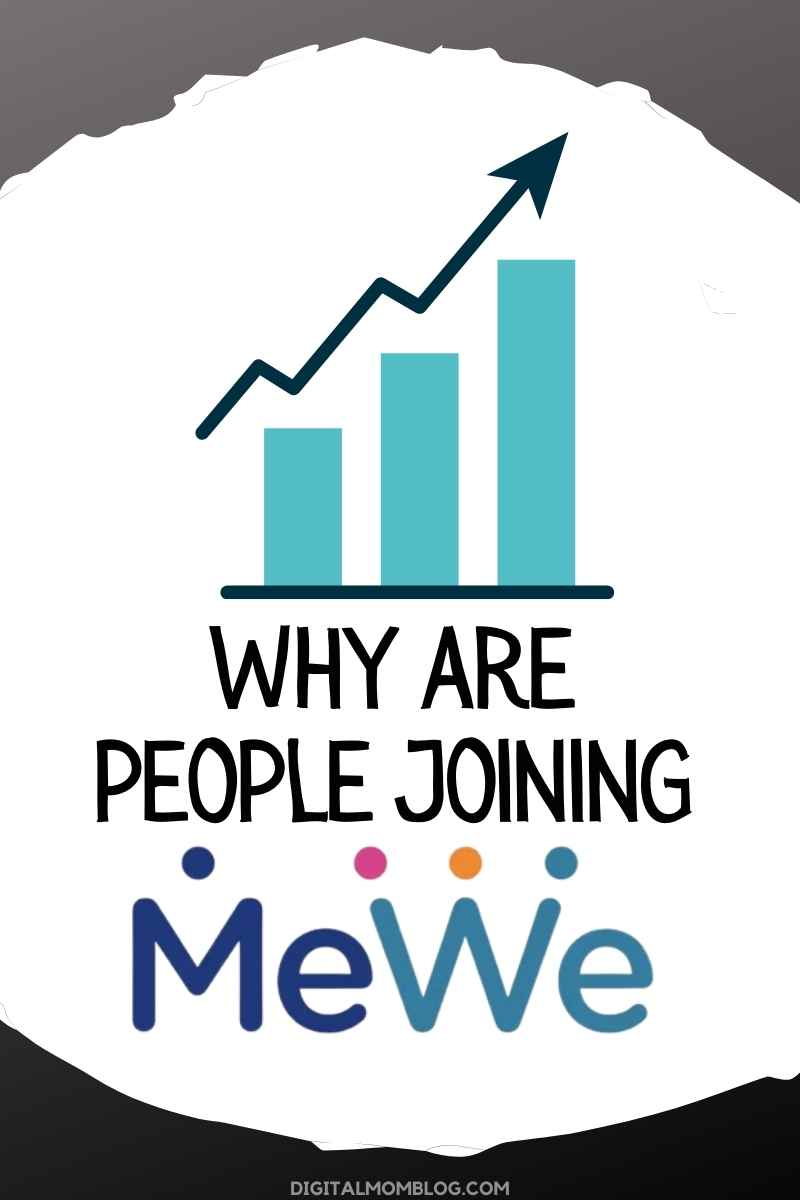 why are people joining mewe social network
