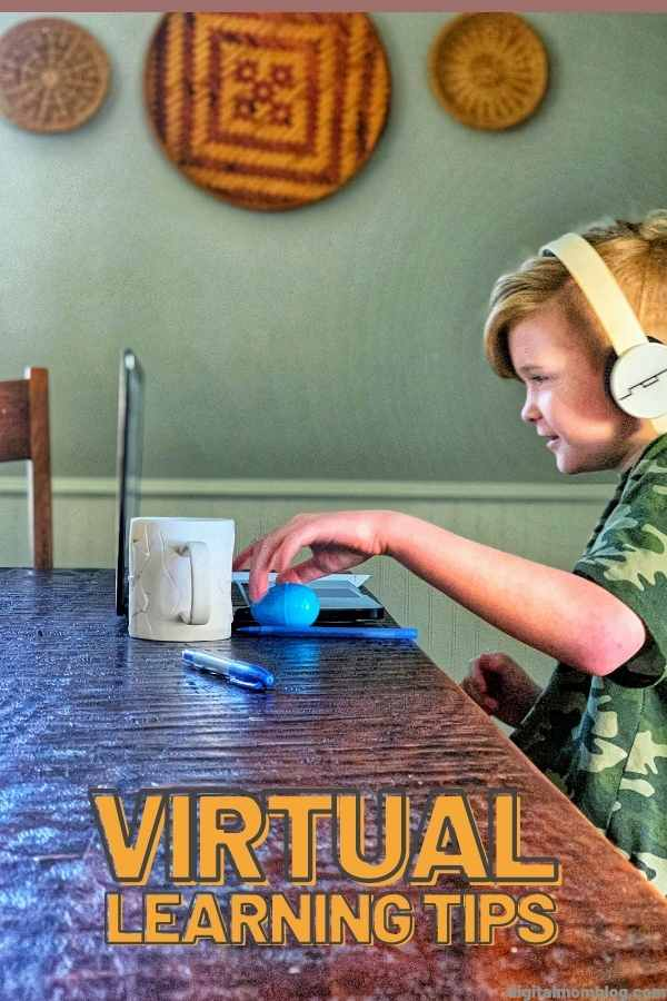 Kids Doing School Online - Here are Virtual Learning Tips for Parents