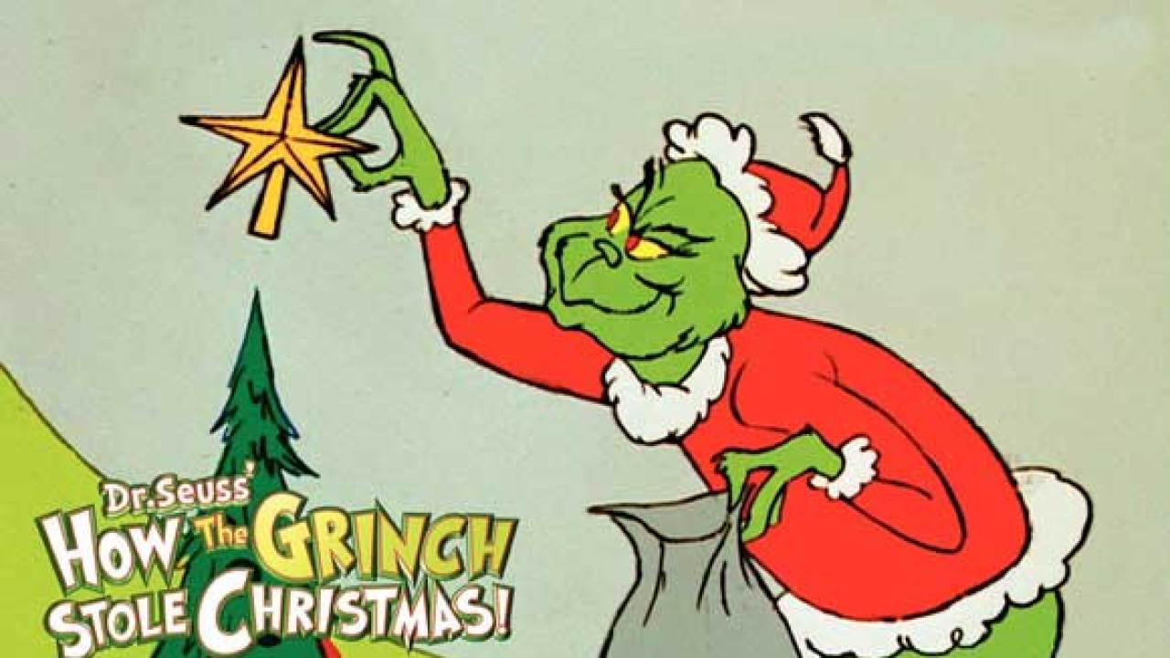 how the grinch stole christmas quotes from dr seuss