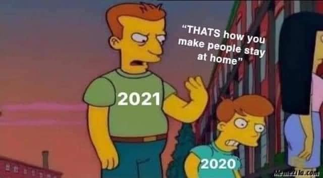 Stay at home texas 2021 meme