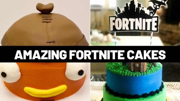 13 Amazing Fortnite Cakes for Your Next Party