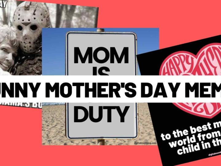 funny mothers day memes
