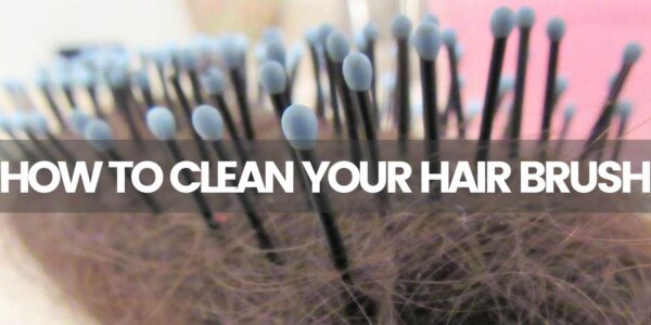 Learn How to Clean Hair Brushes with these 4 Easy Steps