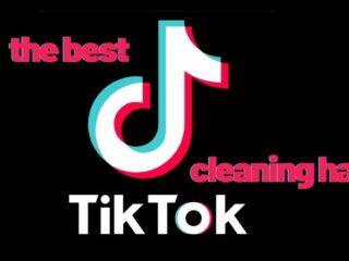 tiktok cleaning tips