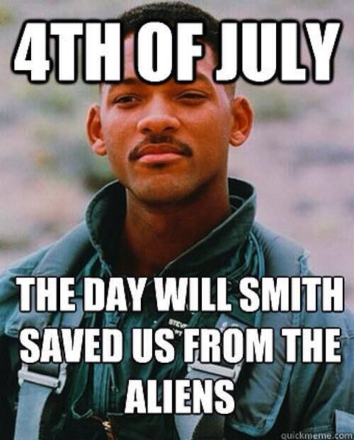 independence day will smith meme