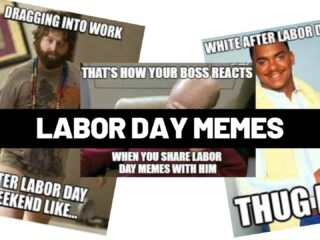 funny labor day memes