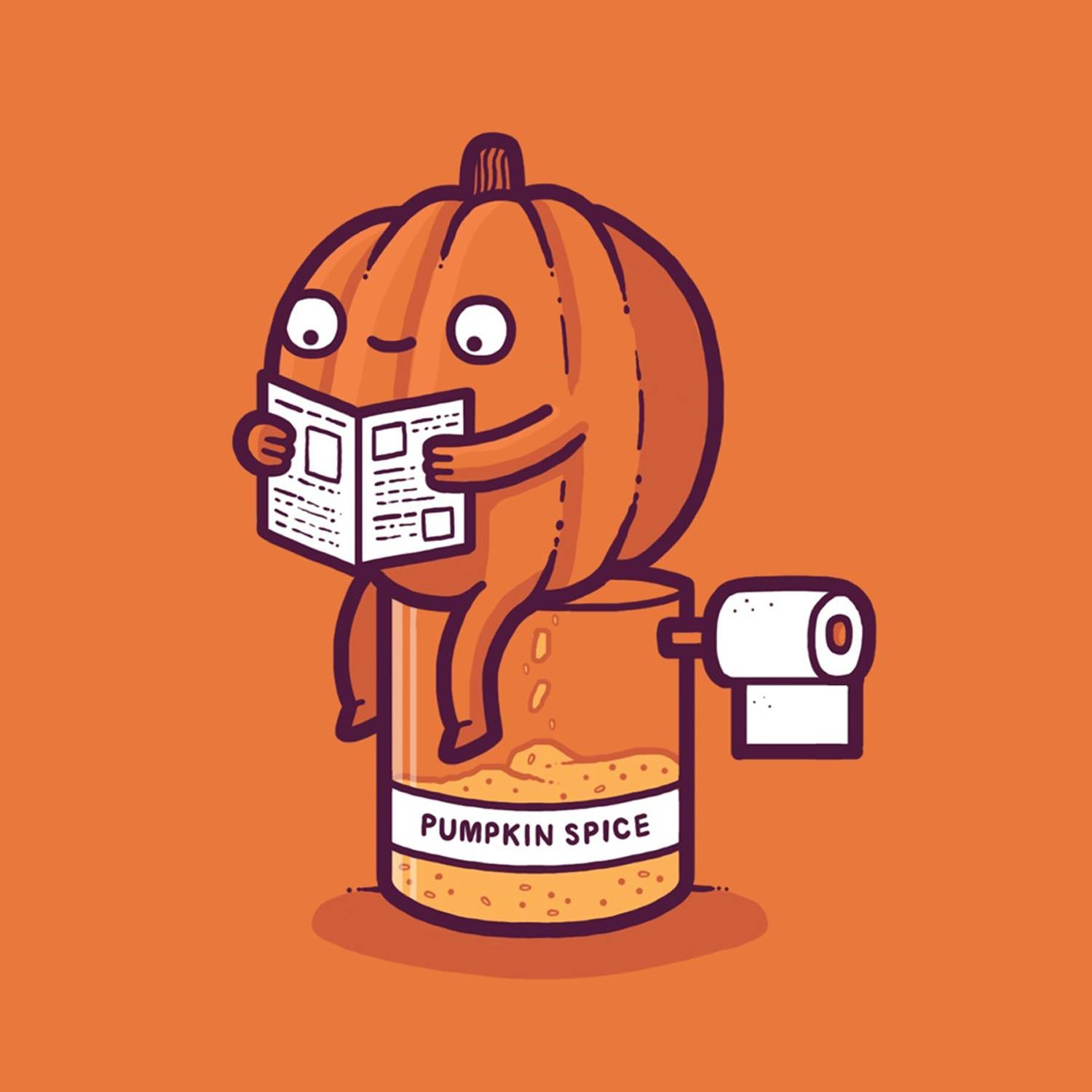 how pumpkin spice is made meme funny