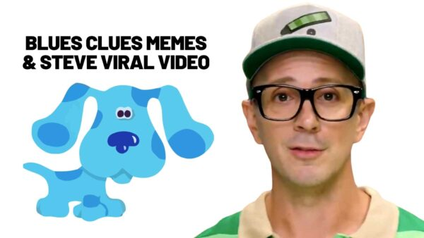 Blues Clues Memes Because Steve Gave Us All the 2021 Feels