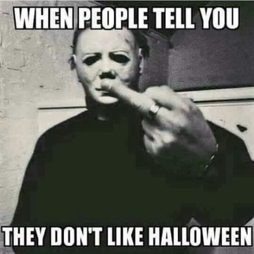 when people dont like halloween