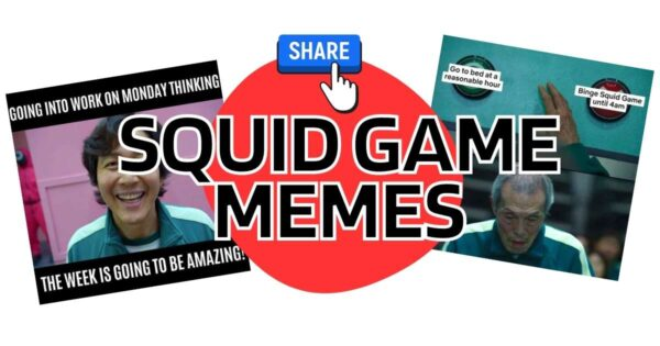20+ Squid Game Memes That Are So Relatable to Life (and No Spoilers!)