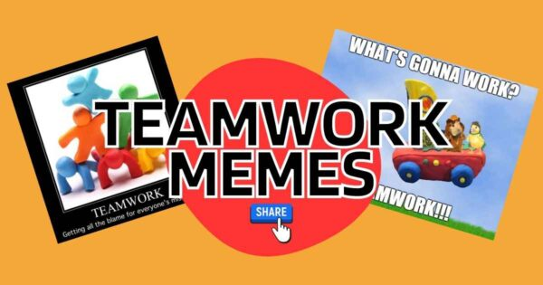15+ Teamwork Memes That Your Team Needs to See – or at least some of the members